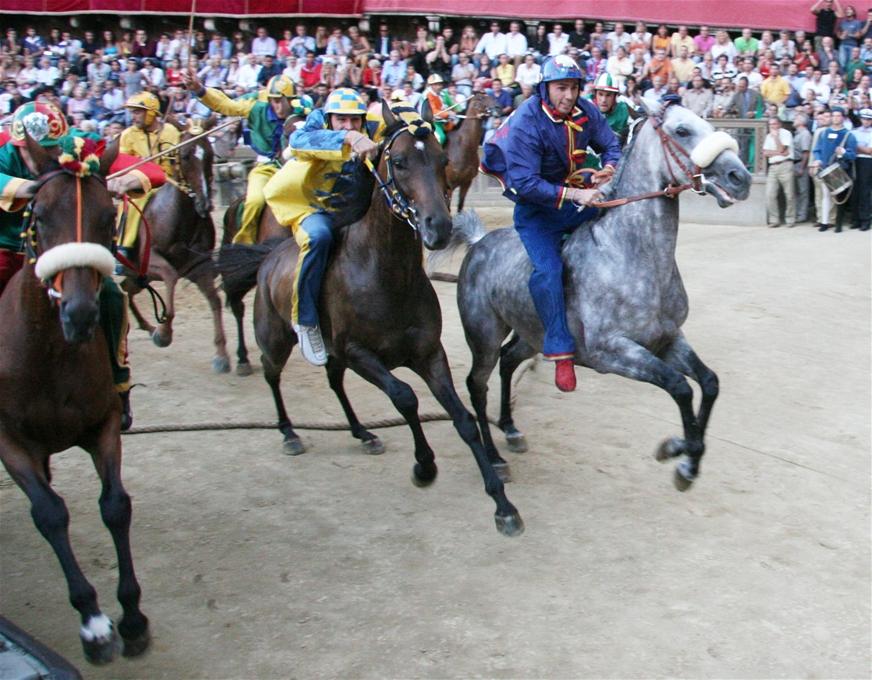 Una escena de la competición en 2006 (WIKIPEDIA).