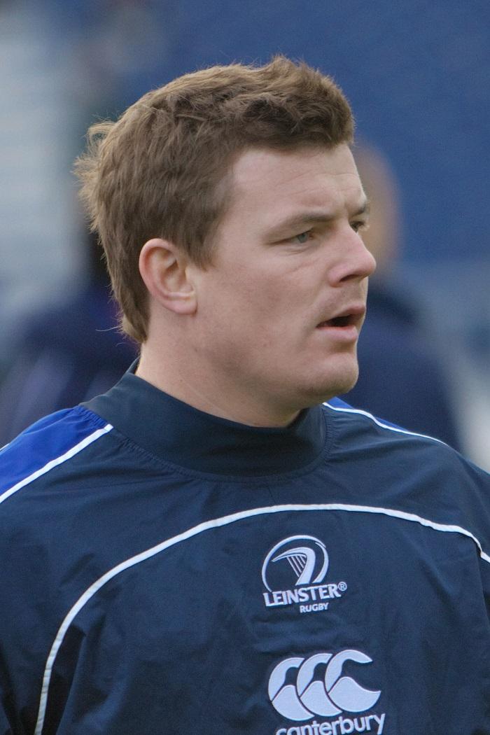 O'Driscoll, en 2007 (WIKIPEDIA).