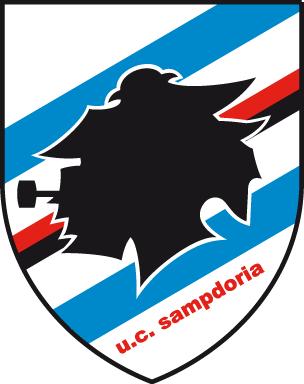 Escudo de la Sampdoria (WIKIPEDIA).