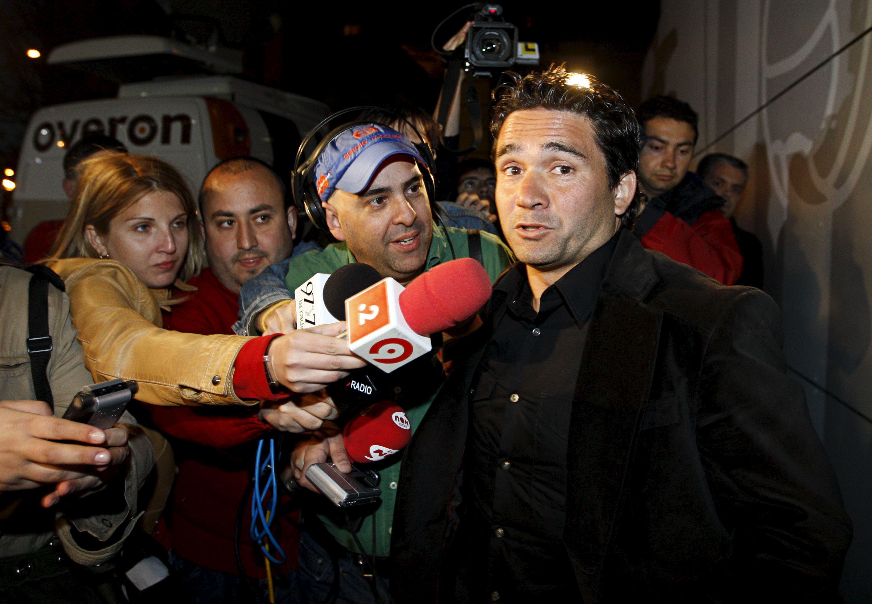 Juan Sánchez, en abril de 2008, cuando era secretario técnico del Valencia (Archivo 20minutos).