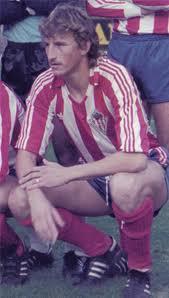 Tocornal, posando antes de un partido del Sporting (WIKIPEDIA).