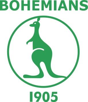Escudo del Bohemians (WIKIPEDIA).