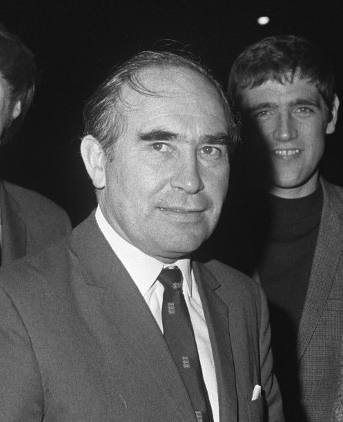 Ramsey, en 1969 (WIKIPEDIA).