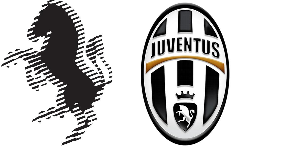 Escudos de la Juventus (WIKIPEDIA).