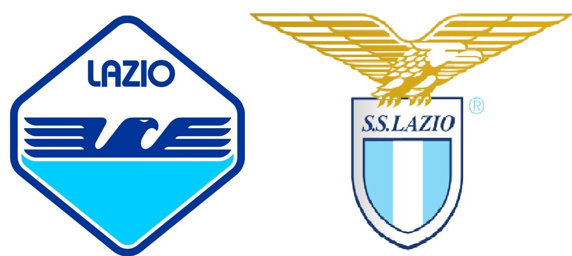 Escudos de la Lazio (WIKIPEDIA).