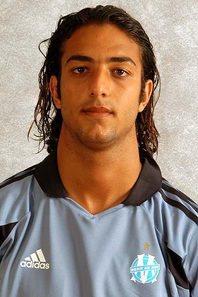 Mido, con la camiseta del Olympique de Marsella (UEFA.com)