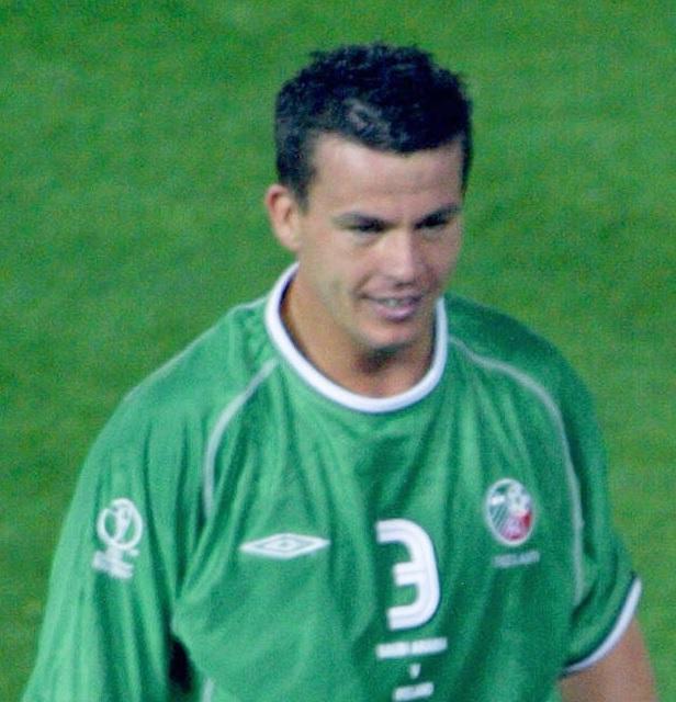 Harte, con selección en el Mundial de 2002 (Archivo 20Minutos).