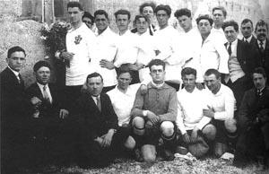 El Pro Vercelli en 1921 (WIKIPEDIA).