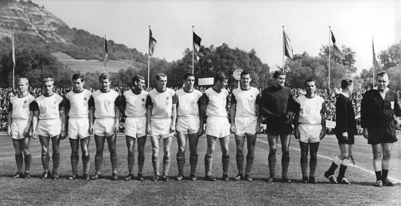 El Carl Zeiss Jena, en 1968 (WIKIPEDIA / Bundesarchiv).