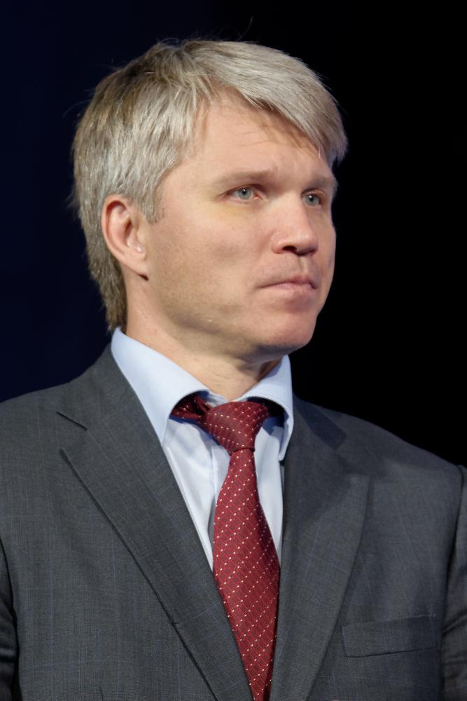 Kolobkov, en una imagen reciente (WIKIPEDIA).