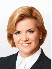 Foto oficial de la diputada Lazutina (duma.gov.ru).