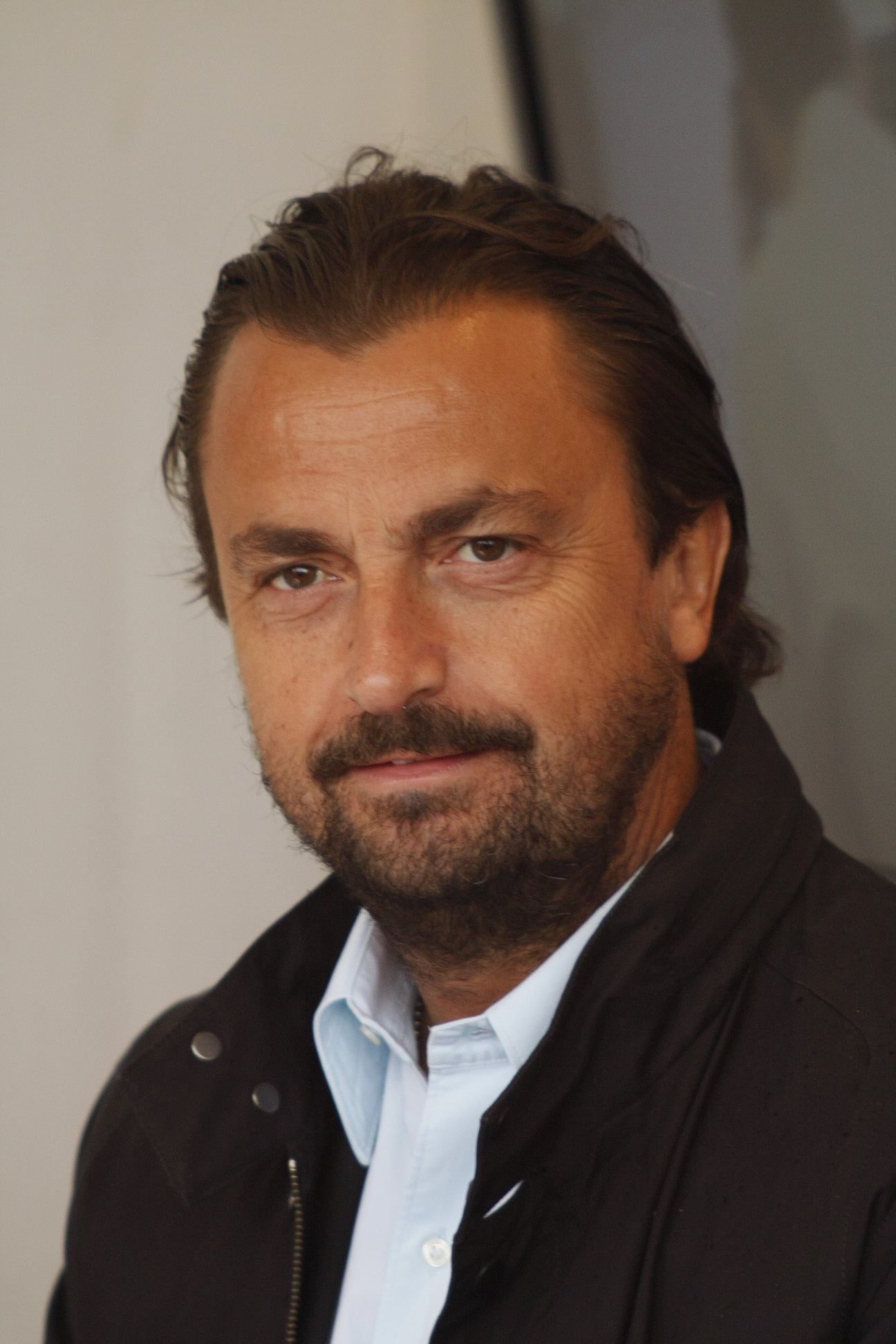 Leconte, en 2011 (WIKIPEDIA).