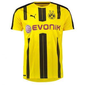 Camiseta Borussia Dortmund 2016/2017 (BVB.DE).