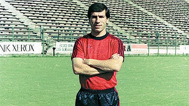 Balan, como jugador del Steaua (UEFA.COM)