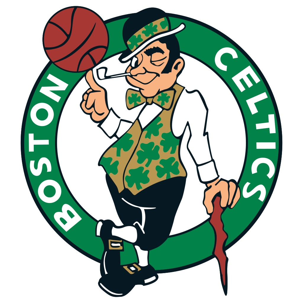Logotipo de los Celtics (WIKIPEDIA).