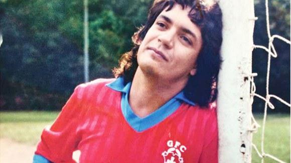 Carlos Kaiser, en su etapa en Francia (YOUTUBE).