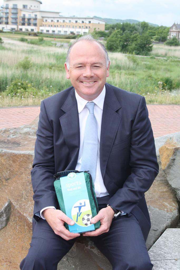 Evans, en una imagen reciente (WIKIPEDIA).