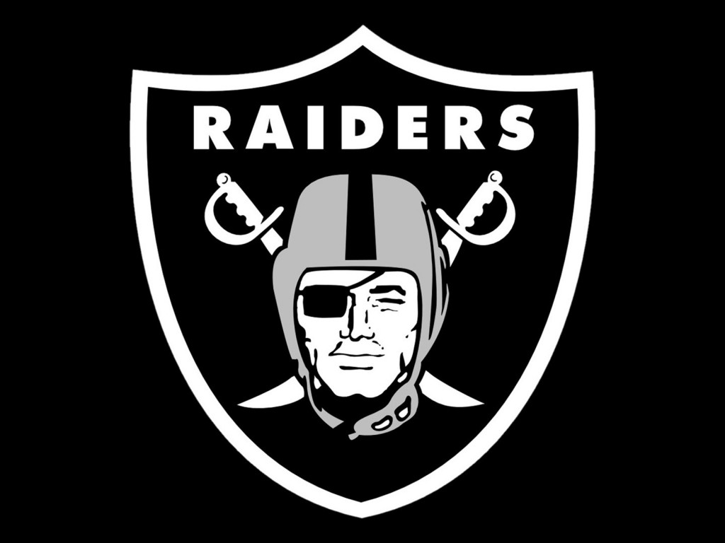Logotipo de los Raiders (WIKIPEDIA).
