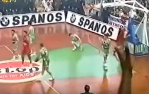 Momento del golpe de Jankovic (YOUTUBE).