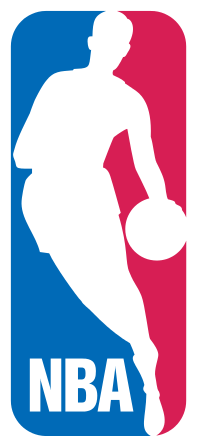 Logo de la NBA (WIKIPEDIA).
