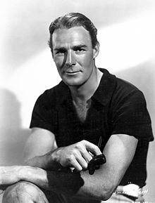 El actor Randolph Scott (WIKIPEDIA).