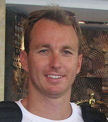 Aaron Peirsol, en 2008 (WIKIPEDIA).