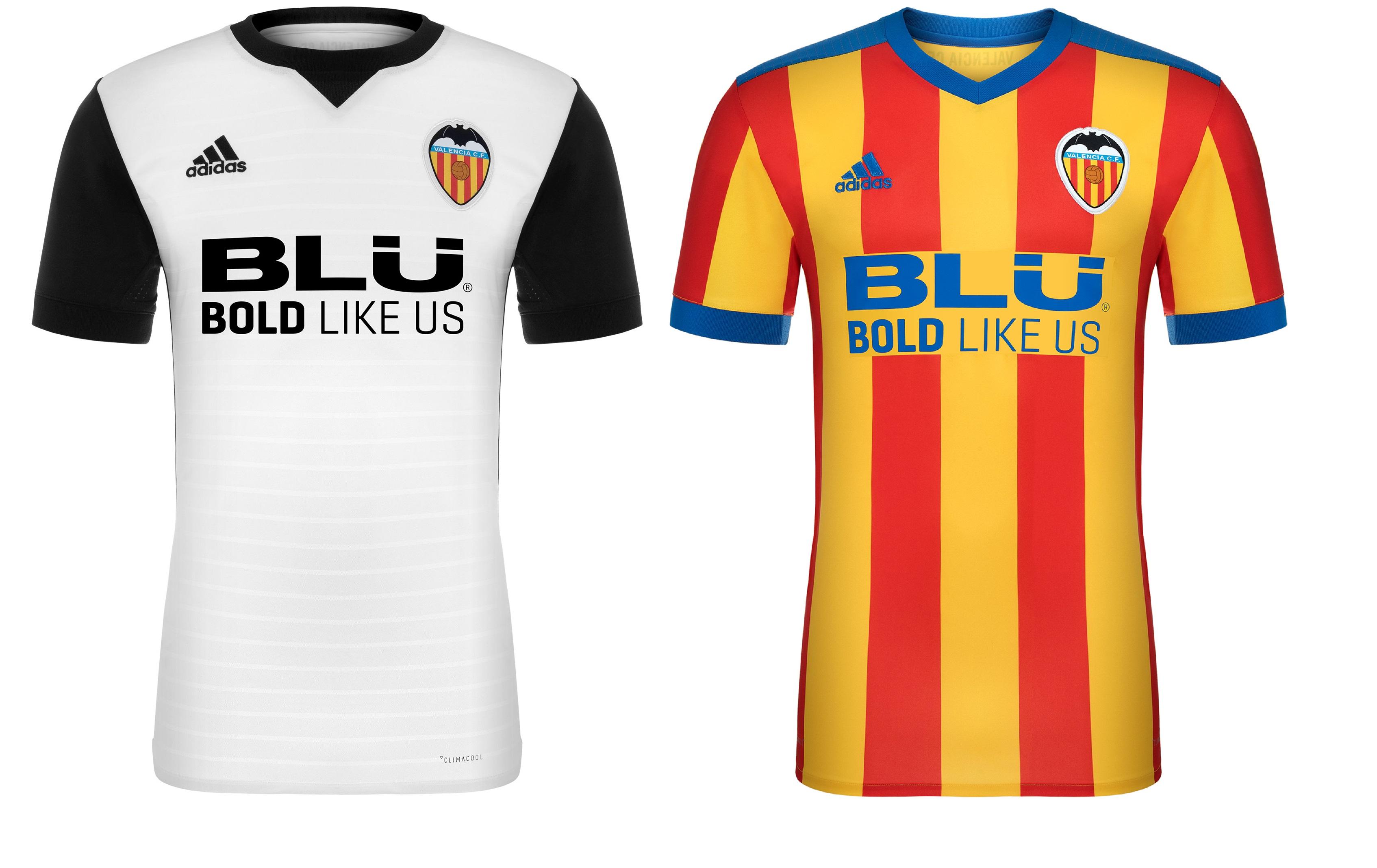 Camisetas de fútbol 2017 2018  análisis de las equipaciones de Real ... 909e93f1535fa
