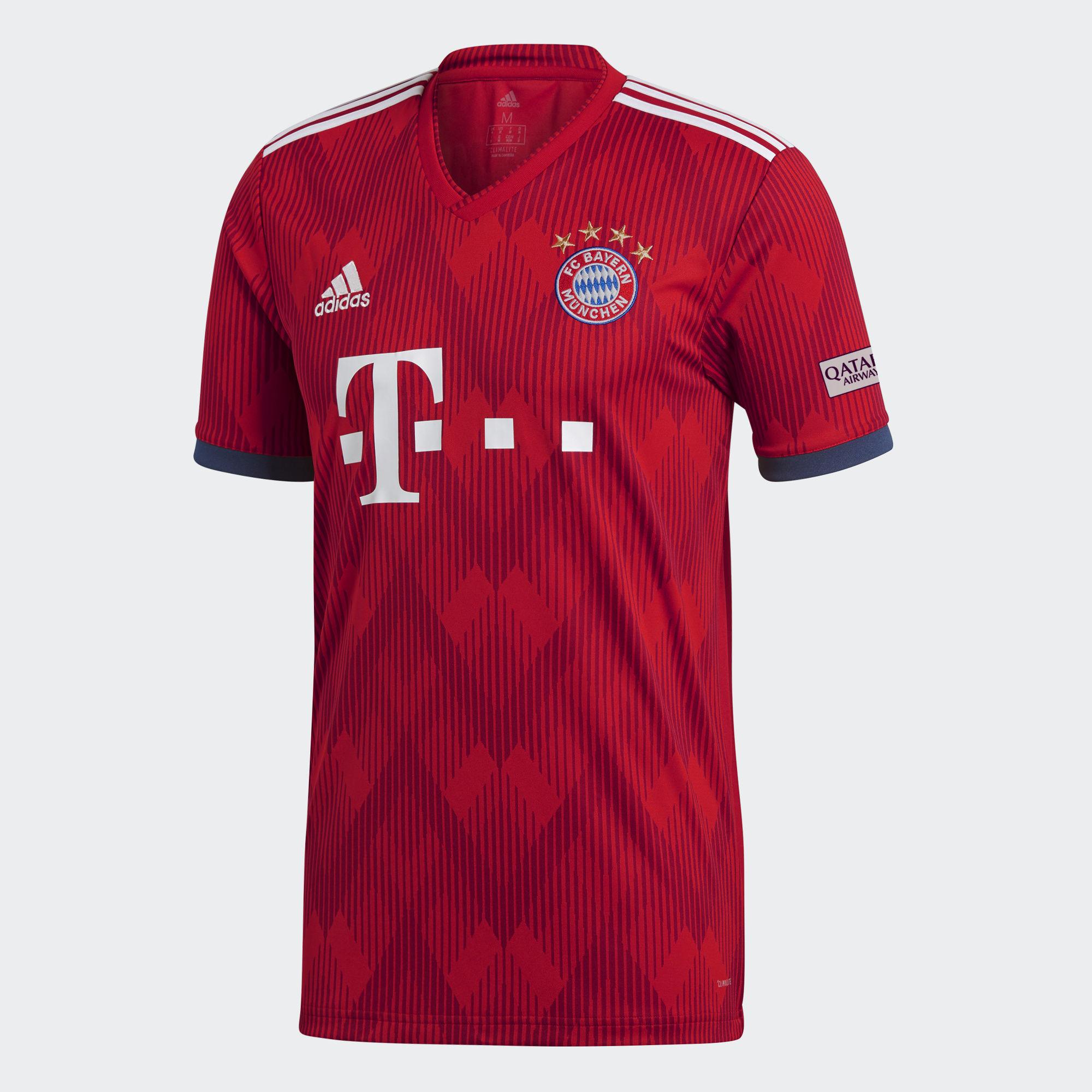0e2c5abb090d0 Camiseta del Bayern (ADIDAS).