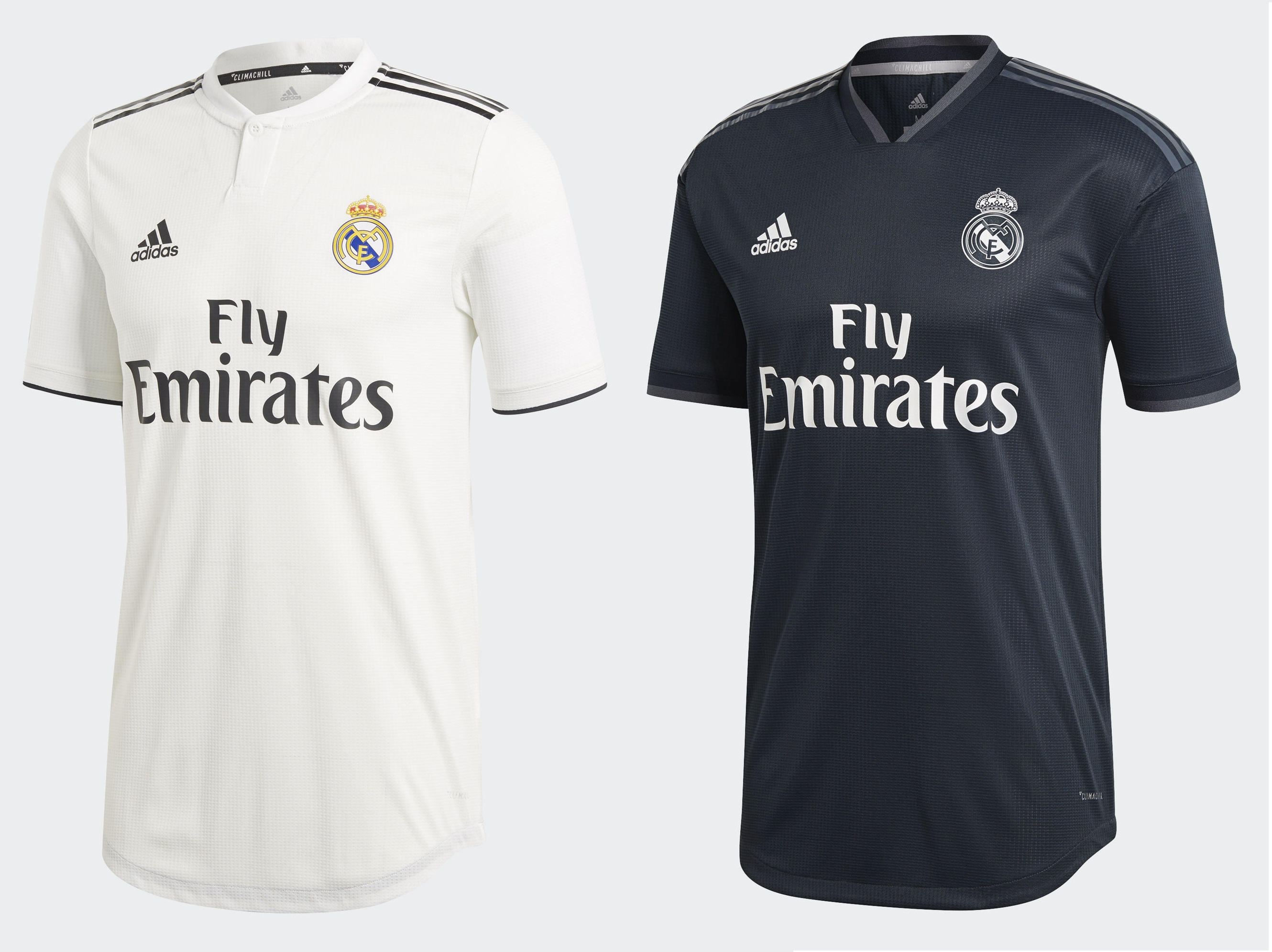 Camisetas de fútbol 2018 2019  Real Madrid 3f55c422947a7