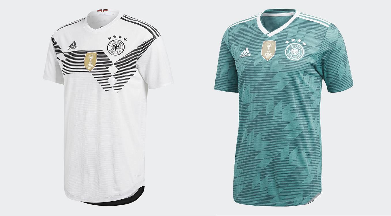 Camisetas de Alemania (ADIDAS). ee7cb7ae2f9fb