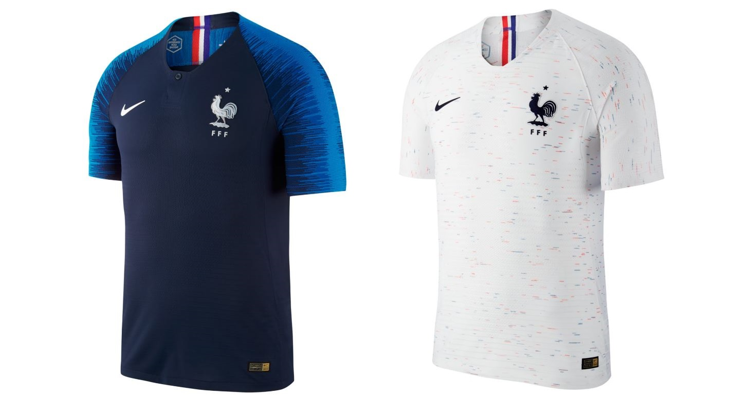 Las camisetas del Mundial de Rusia 2018: de la selección