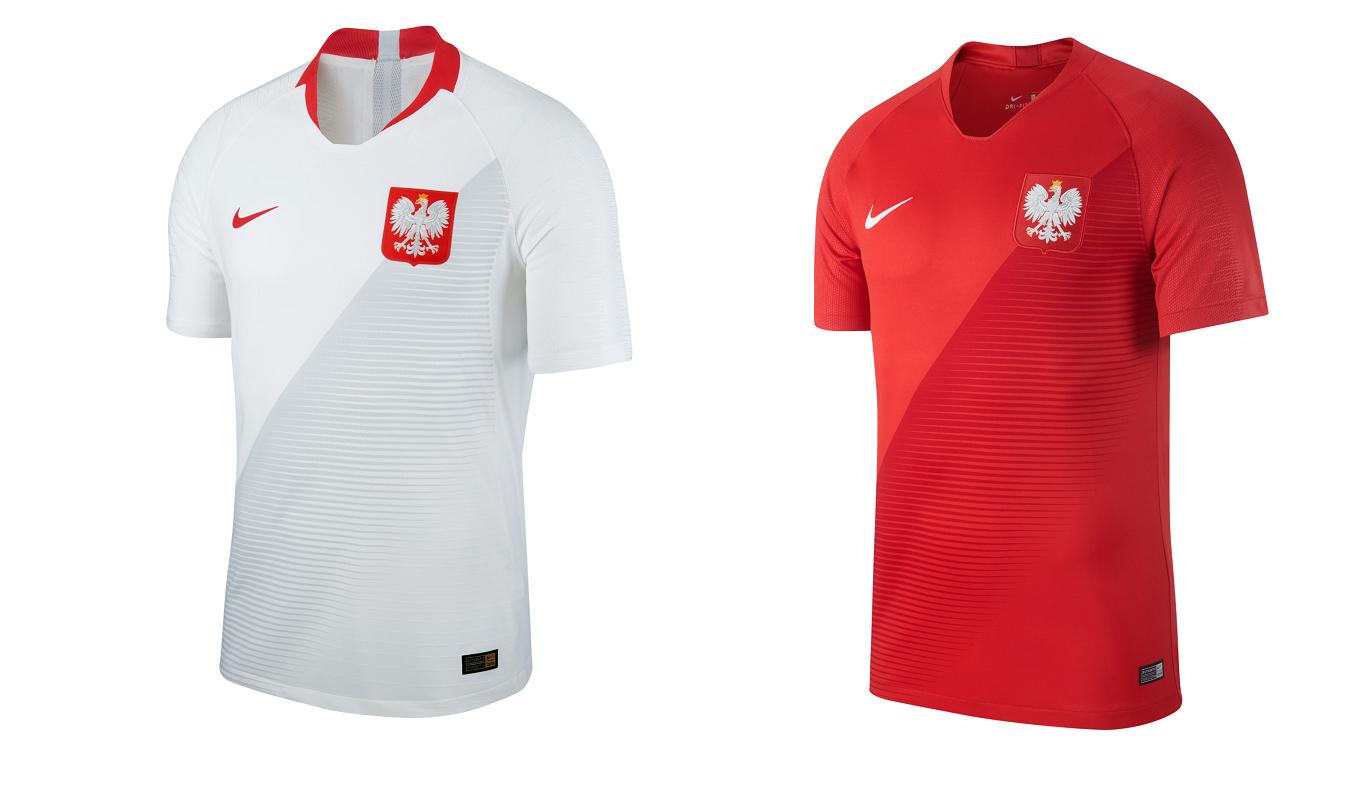 Camisetas de Polonia (NIKE). 82ac9104bdb