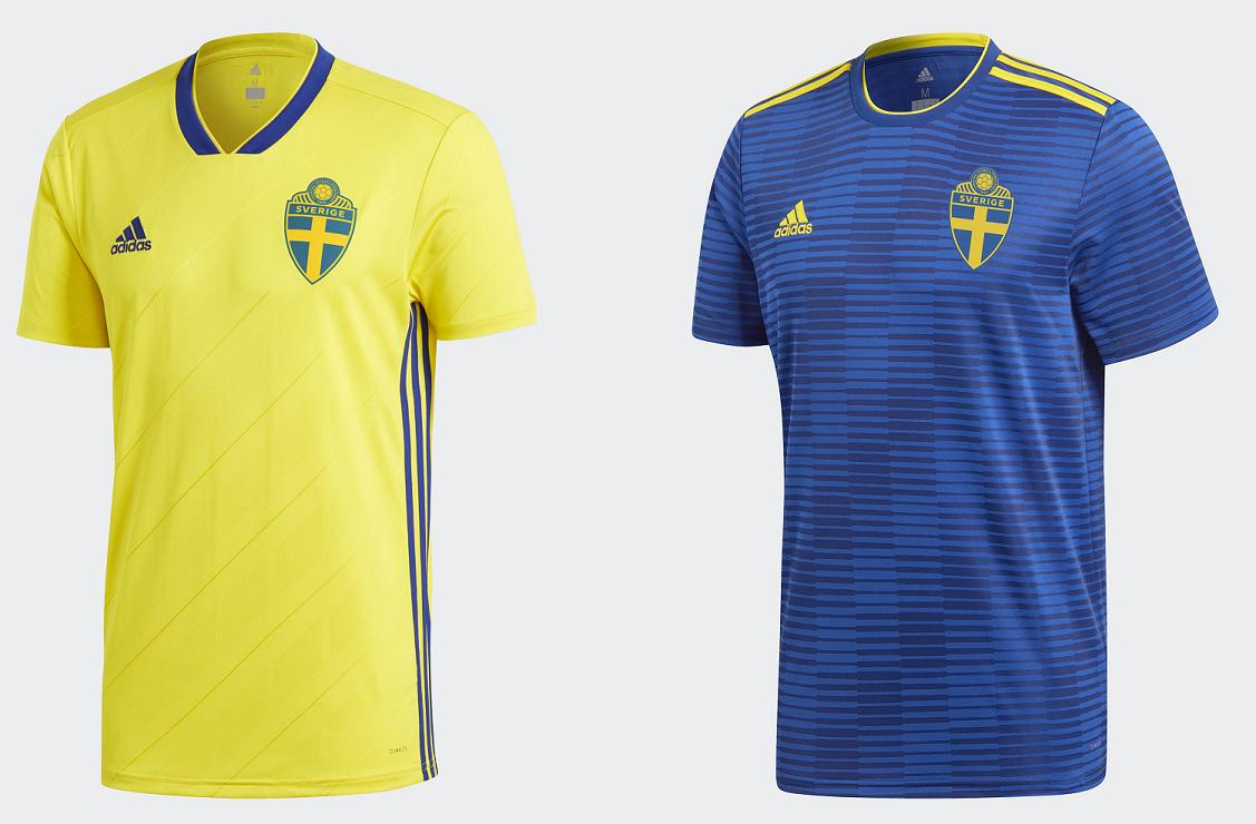 hot sale online 3d92b cbaec Camisetas de Suecia (ADIDAS).