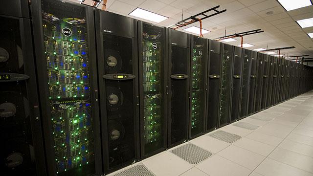 Stampede, la supercomputadora que calculó la solución.