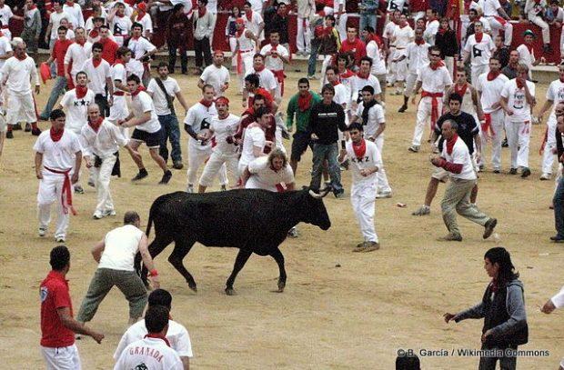 Sanfermines_Vaquillas_Pamplona_01