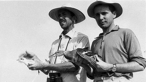 Así fue cómo dos científicos engañaron a Franco para proteger Doñana
