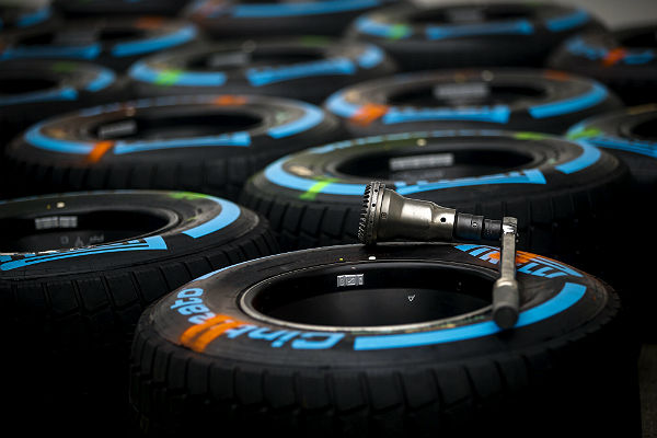 Neumáticos Pirelli (Efe).