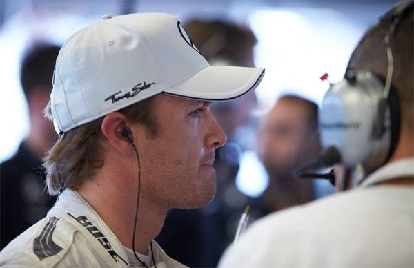 Nico Rosberg (Foto: Mercedes).