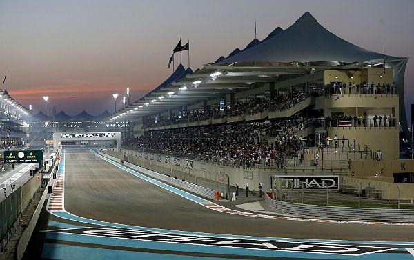 Circuito Yas Marina de Abu Dhabi (Foto: Efe).