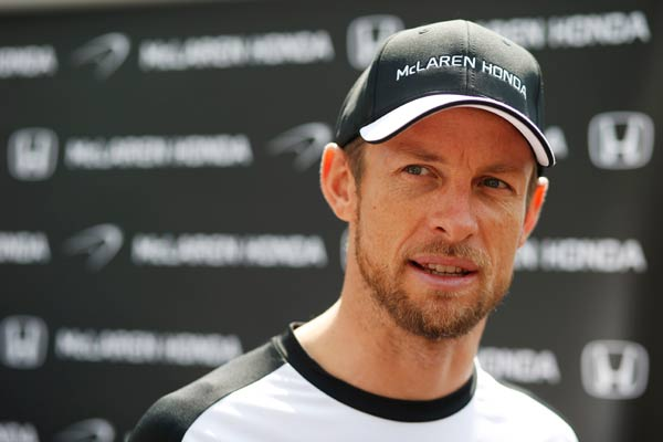 Jenson Button (Foto: Efe)