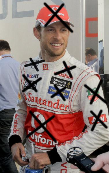 Patrocinadores perdidos por McLaren desde 2013 (Foto: archivo).