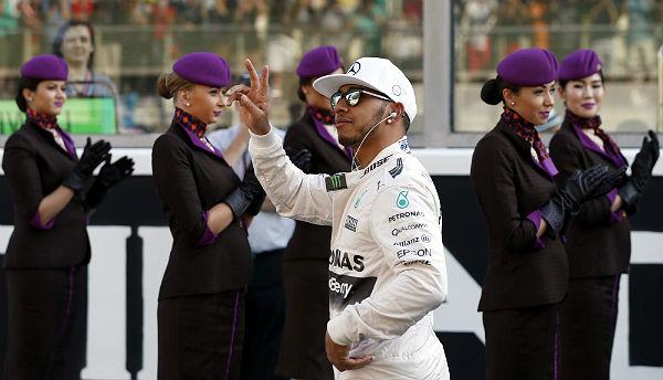 Lewis Hamilton (Foto: Efe)