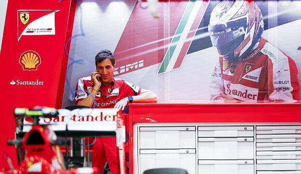 Equipo Ferrari (Foto: Archivo)