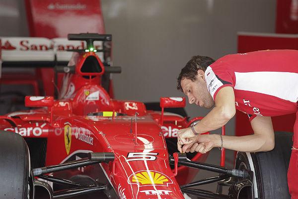 Ferrari (Foto: Efe).