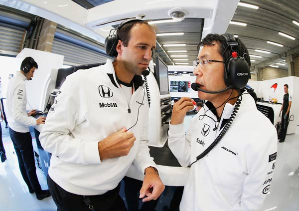 Foto: McLaren-Honda