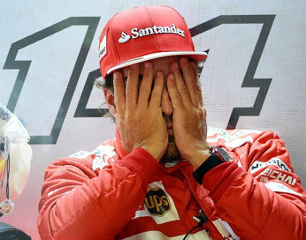 Fernando Alonso (Foto: Archivo).