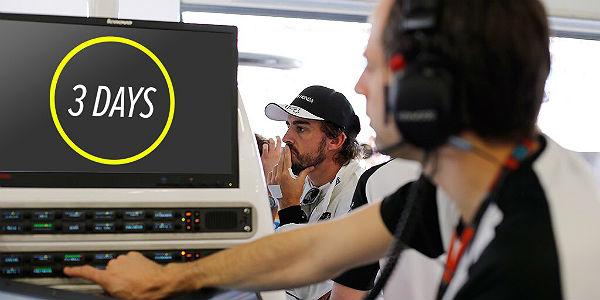 Fernando Alonso (Foto: Honda).