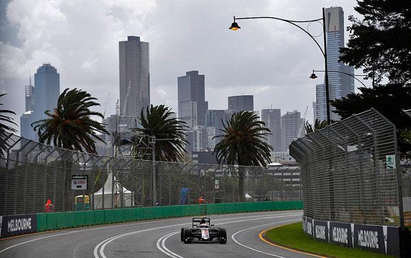 Entrenamientos Libres del GP de Australia (Foto: Honda).