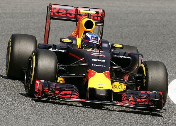 Red Bull (Foto: Efe).
