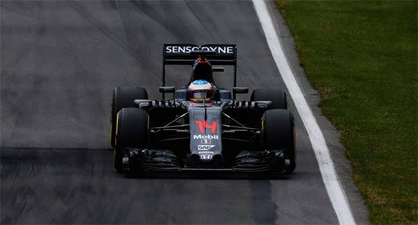 Fernando Alonso, en el GP de Canadá (Foto: McLaren).